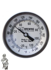 Ss Brewtech Bimetal Thermometer voor Kettles