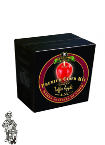 Bulldog Toffee Apple Cider kit v. 20 liter