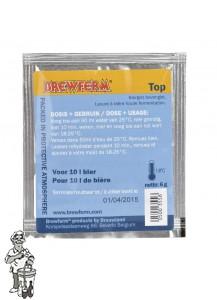 Biergist Brewferm  Top 6 gram