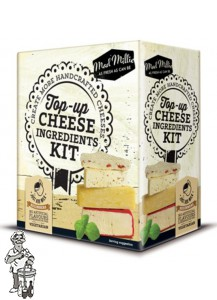 Mad Millie Top Up Cheese Kit