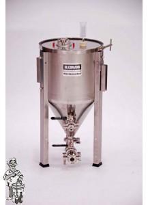 Blichmann Fermenator Conische gistingstank tri clamp 54 Liter.