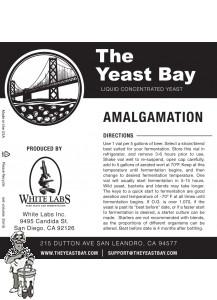 The Yeast Bay Amalgamation - Brett Super Blend