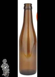 Bierfles VICHY bruin 33 cl 24 Stuks