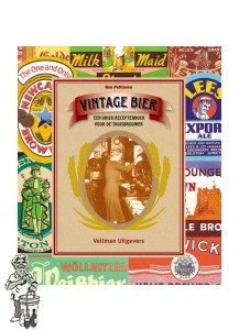 Vintage bier - een uniek receptenboek voor de thuisbrouwer