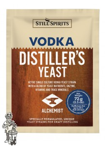 Still Spirits Distiller's Yeast Vodka