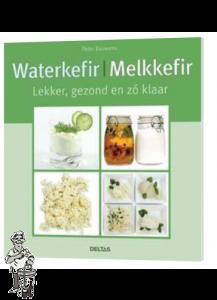 Waterkefir/ Melkkefir Lekker, gezond en zó klaar
