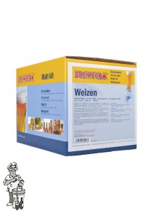 Brewferm Moutpakket Weizen