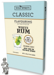 Klassieke witte rum Still Spirits 28 gr