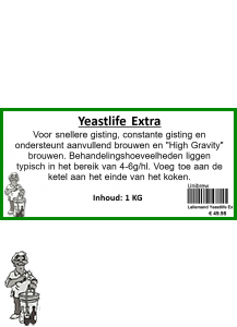 Lallemand Yeastlife Extra 1 KG